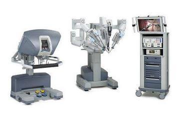 达芬奇心脏机器人手术