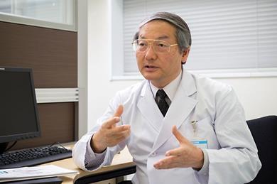 日本治疗白内障的权威——赤星隆幸