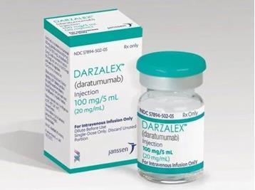 FDA批准达雷妥尤单抗和透明质酸酶联合用于多发性骨髓瘤