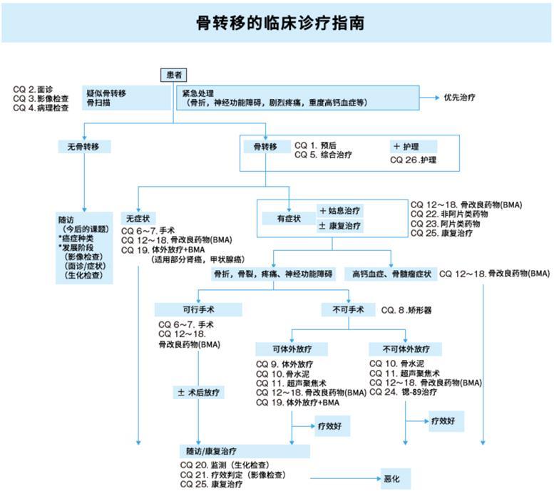 日本2015癌症骨转移指南(3)
